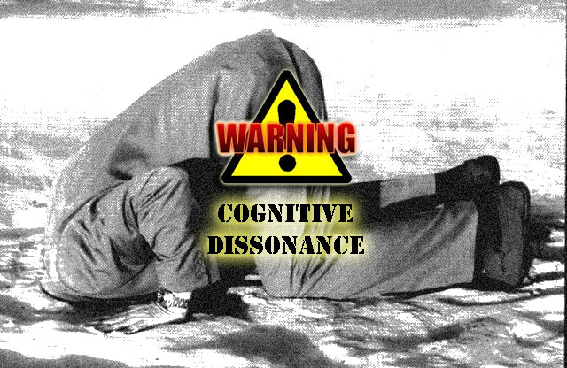 Warning-Cognitive-Dissonanc