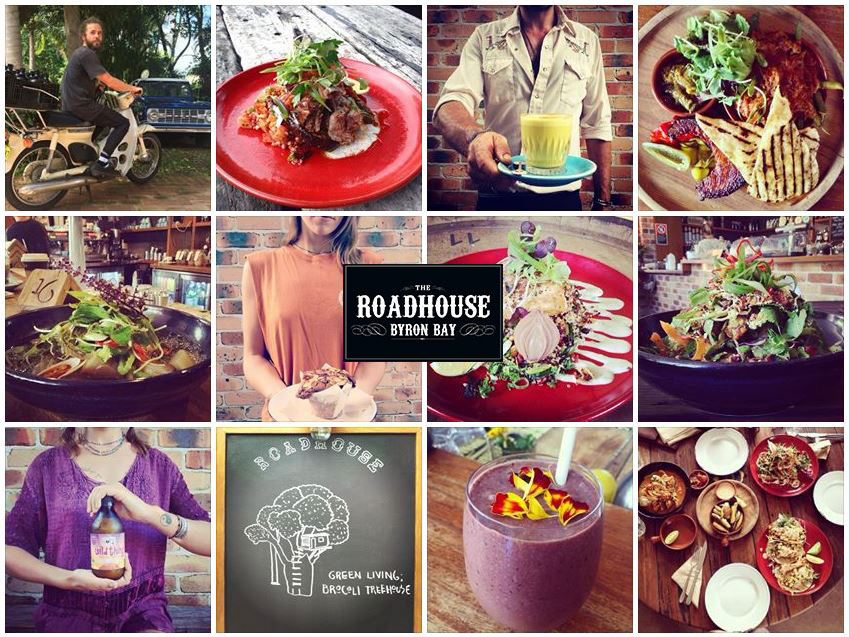 THE ROADHOUSE :BYRON BAY : YUM!