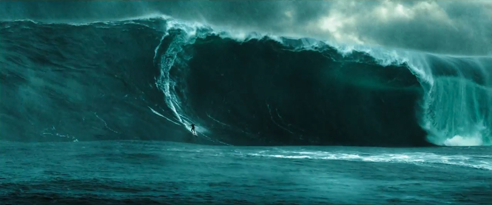 : OCEANS 11 MEETS THE MATRIX ? : NEW POINT BREAK TRAILER :