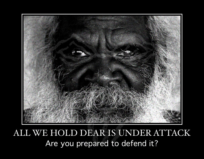 UNDER ATTACK : IT IS NO COINCIDENCE & WE DAMN WELL KNOW IT!