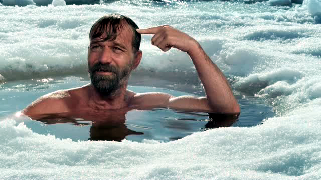 SUPERHUMAN: WIM HOF – BOOSTING YOUR IMMUNE SYSTEM WITH BREATH & ICE
