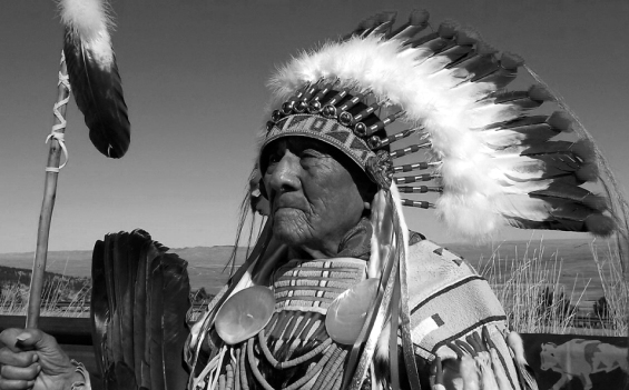 DR. JOSEPH MEDICINE CROW TURNS 102: LAST OF THE CROW WAR CHIEFS TRAINED IN THE OLD WARRIOR TRADITIONS