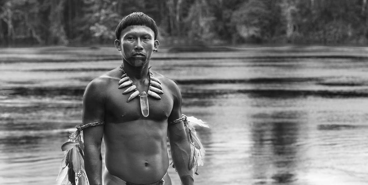 EMBRACE OF THE SERPENT | NEW FILM | A SOULFUL, STRANGE & STUNNING DISCOVERY
