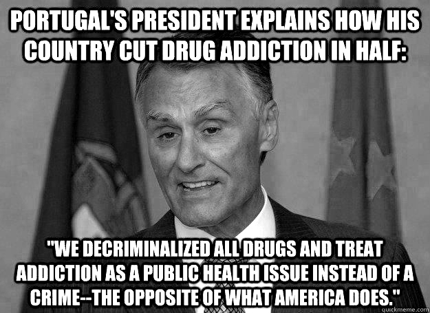 PORTUGAL DRUG WAR