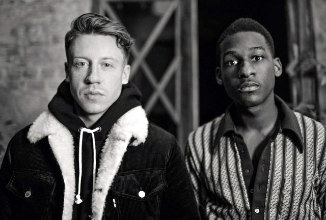 "MACKLEMORE & LEON BRIDGES ""KEVIN"" 