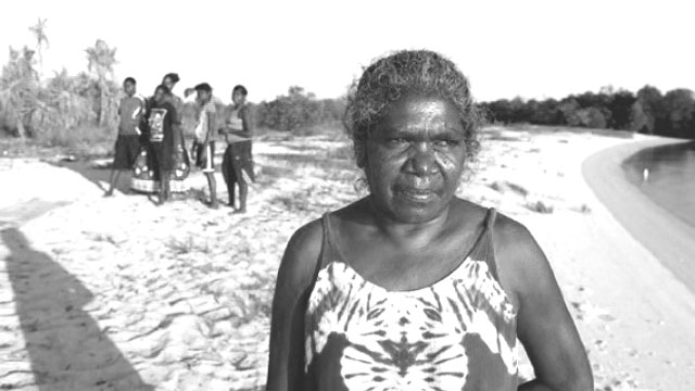 'CARE FACTOR':  ELDER ABORIGINAL WOMAN DRASTICALLY REDUCES INDIGENOUS SUICIDE RATES FROM WORST IN THE WORLD TO ZERO