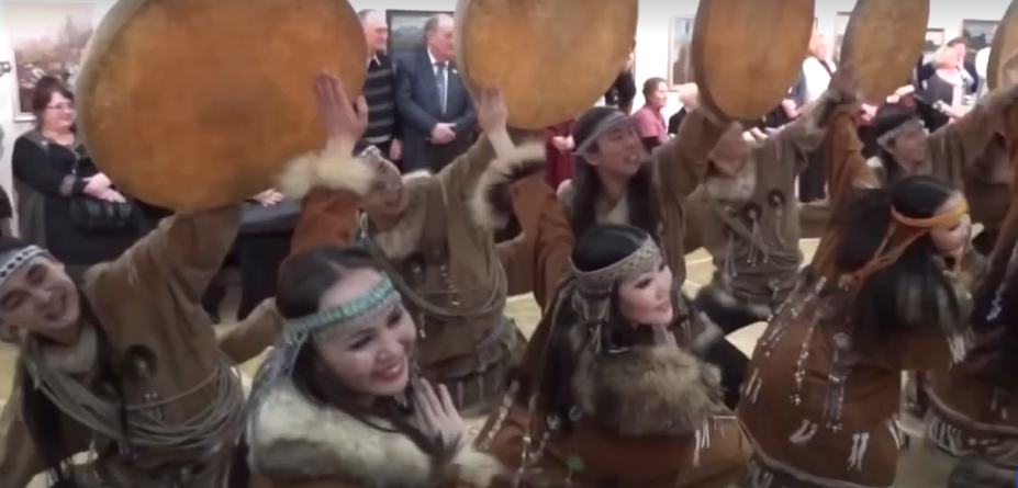 Russia: Koryak National Dance Ensemble 'Mango'